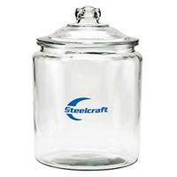 304419191-153 - Half Gallon Glass Jar - Empty (64 Oz.) - thumbnail
