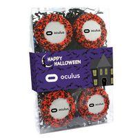 316377396-153 - Halloween Chocolate Covered Printed Oreo® Gift Box (6 pack) - thumbnail