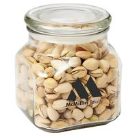 333799976-153 - Contemporary Glass Jar - Pistachio (32 Oz.) - thumbnail