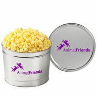 362001832-153 - Classic Popcorn Tins - Butter Popcorn (2 Gallon) - thumbnail