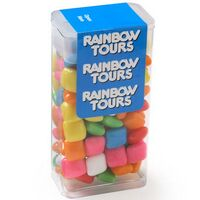 381995948-153 - Medium Flip Top Candy Dispensers - Mini Gum - thumbnail