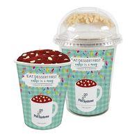 385806240-153 - Mug Cake Snack Cup - Red Velvet Cake - thumbnail