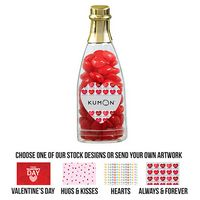 505549581-153 - Cheers to You Champagne Bottle - Red Hots - thumbnail