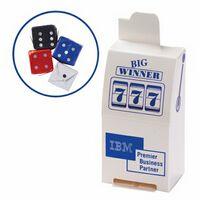 511080893-153 - Slot Machine Box - Hazelnut Chocolate Dice (4 pieces) - thumbnail