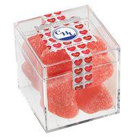 535309411-153 - Cupid's Candy Box w/ Sugar Hearts - thumbnail