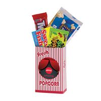 565136874-153 - Striped Movie Snack Box w/ Assorted Candies - thumbnail