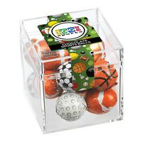 565310712-153 - Signature Cube Collection w/ Chocolate Sport Balls - thumbnail