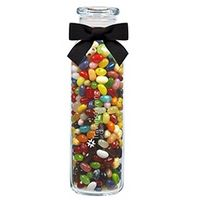 595431601-153 - Glass Hydration Jar - Jelly Belly® Jelly Beans (24 Oz.) - thumbnail