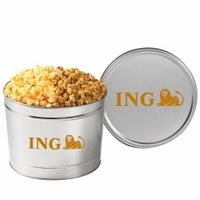 704554232-153 - 2 Way Popcorn Tins - Caramel & Cheddar Popcorn (1.5 Gallon) - thumbnail