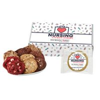 706264066-153 - Fresh Baked Cookie Nurse Appreciation Gift Set - 15 Assorted Cookies - in Mailer Box - thumbnail