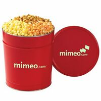 711080594-153 - 3 Way Popcorn Tins - (3.5 Gallon) - thumbnail