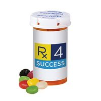 721997409-153 - Small Pill Bottle - Jelly Beans (Assorted) - thumbnail