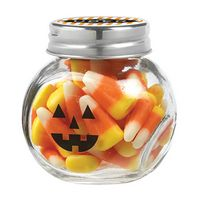 725193722-153 - Cryptic Canister Jar w/ Candy Corn - thumbnail