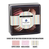 735549297-153 - Valentine's Day 4 Piece Decadent Truffle Box - Assortment 1 - thumbnail