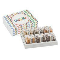 736241404-153 - Signature Cube Collection - Elegant Snack Assortment - 6Way - thumbnail