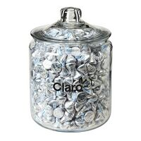 744100094-153 - Half Gallon Glass Jar - Hershey's® Kisses® - thumbnail