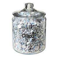 744100094-153 - Half Gallon Glass Jar - Hershey's® Kisses® - thumbnail