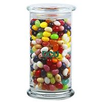 765431590-153 - Status Glass Jar - Gourmet Jelly Beans (20.5 Oz.) - thumbnail