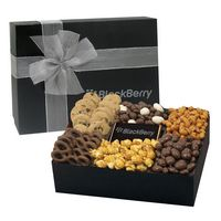 793870177-153 - 6 Way Deluxe Gift Box with Chocolate Bar - Delectable Snack Selection - thumbnail