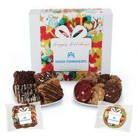 796185094-153 - Fresh Baked Cookie & Brownie Gift Set - 30 Assorted Cookies & Brownies - in Gift Box - thumbnail
