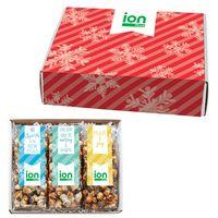 796403082-153 - 3 Way Gourmet Popcorn Gift Set in Mailer Box - thumbnail