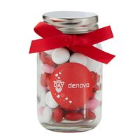 916195739-153 - Mini Mason Jars- Valentine's Day Chocolate Buttons - thumbnail