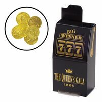 921080869-153 - Slot Machine Box - Chocolate Coins (6 pieces) - thumbnail