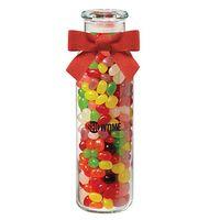 954419244-153 - Glass Hydration Jar - Jelly Beans (Assorted) (24 Oz.) - thumbnail