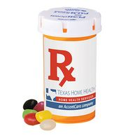 981636567-153 - Large Pill Bottle - Jelly Beans (Assorted) - thumbnail