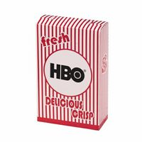 991080651-153 - Striped Popcorn Box - Empty - thumbnail