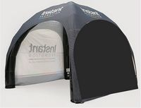 115901490-157 - 11' x 11' Inflatable Tent Wall- PLAIN/NO IMPRINT - thumbnail