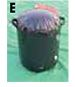 535899160-157 - Water Ballasts Single Tank Kit - For Inflatable Tents - thumbnail