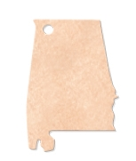 "105802326-174 - 15"" x 9"" Epicurean Alabama Shaped Cutting Board - thumbnail"