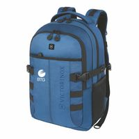 "135073502-174 - Victorinox® Cadet 16"" Essential Blue Laptop Backpack - thumbnail"