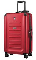 145937145-174 - Victorinox® Spectra 29 Red 8-Wheel Travel Case - thumbnail