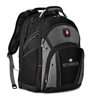 "175073483-174 - Wenger® Synergy Pro 16"" Laptop Backpack with Tablet Pocket - thumbnail"