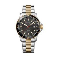196225789-174 - Two Tone Gray Dial Watch - thumbnail