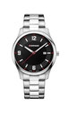 335599296-174 - Large Black City Active Stainless Steel Bracelet Watch - thumbnail
