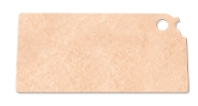 "335802339-174 - 14.5""x9.5"" Epicurean Kansas Shaped Cutting Board - thumbnail"