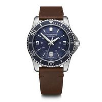 336226351-174 - Large Blue Dial Watch - thumbnail
