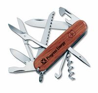 343696986-174 - Huntsman Hardwood Swiss Army® Knife - thumbnail