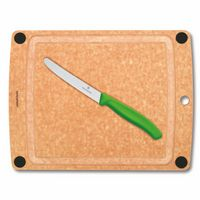 376225549-174 - Combination Set All-In-One Medium Cutting Board w/Utility Knife - thumbnail