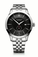 585599744-174 - Alliance Large Black Stainless Steel Watch - thumbnail
