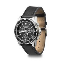 586226403-174 - Chrono Large Black Dial Watch - thumbnail