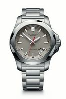 785599544-174 - I.N.O.X. Large Grey Stainless Steel Watch - thumbnail