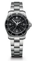 795960666-174 - Maverick Small Black Dial Stainless Steel Bracelet - thumbnail