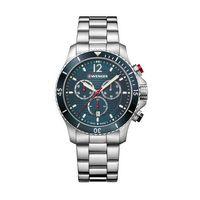 996225786-174 - Petro Blue Chronograph Dial Watch - thumbnail