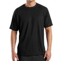 105148337-816 - Sport-Tek® Dry Zone® Short Sleeve Raglan T-Shirt - thumbnail