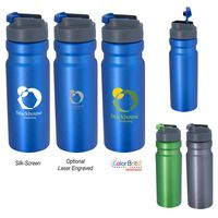 115459168-816 - 26 Oz. Aluminum Alpine Bottle - thumbnail
