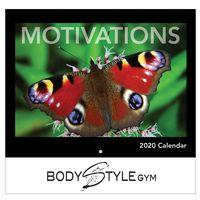 116064255-816 - 2020 Motivations Wall Calendar - Stapled - thumbnail